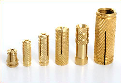 Brass Expansion Fasteners